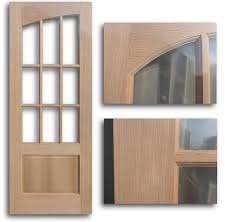 incomparable interior half glass door half glass doors interior wood and half frosted glass door for