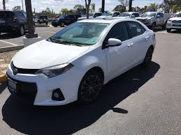 2014 Used Toyota Corolla LE at Toyota of Surprise Serving Phoenix ...