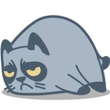 Cat Grumpy Icon | Download Cat Power icons | IconsPedia