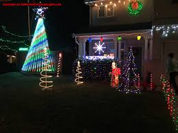Christmas Lights Best Christmas Lights And Holiday Displays In Tracy San Joaquin