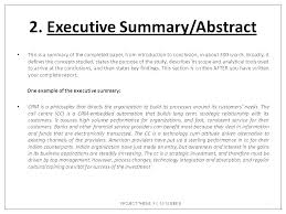A Summary For A Resumes Example Of Executive Resume Wikirian Com