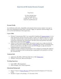 Hr Resumes For Experienced Free Resume Example And Writing Download