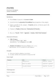 Resumes Format For Freshers Job Resume Format Sample Job Resume ...