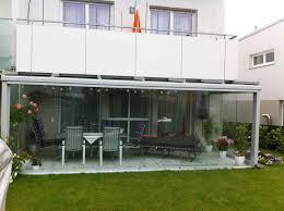 Terrassenüberdachung Unter Balkon Schmidinger Projekte