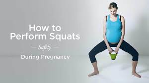 Squats During Pregnancy How To Perform Safely
