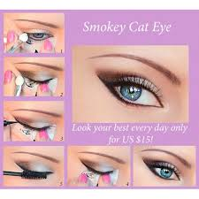 makeup stencils 1 set face makeup stencils makeup brownsvilleclaimhelp smokey eye makeup stencils a la carte want perfect cat eyeliner makeup