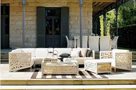 outdoor furniture chic riviera outdoor furniture set with outdoor