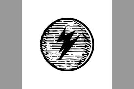 Hand Drawn Light Bolt Icon Vector Graphic By Ojosujono96 Creative Fabrica