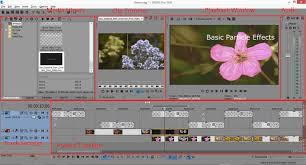 sony vegas. moving audio and video files in around sony vegas is easy intuitive. just click drag the from your desktop to project\u0027s timeline,