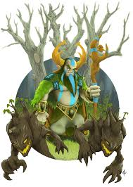 dota 2 nature s prophet by jimesc on deviantart