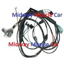 pontiac electrical wiring harness midway muscle car engine wiring harness v8 71 pontiac gto lemans t 37 judge