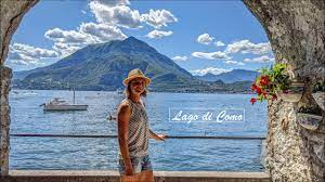 Lago di Como Teil 2 / Como /Varenna, Lenno & Seilbahn / Comer See 🇮🇹 -  YouTube