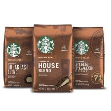 Only changing drink size will update this information. Amazon Com Starbucks Medium Roast Ground Coffee Variety Pack 100 Arabica 3 Bags 12 Oz Each Grocery Gourmet Food