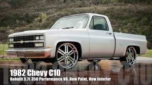 1982 Chevy C10 Short Bed, Hot Rod Shop Truck, 5.7L 350 V8 & 700r4 ...
