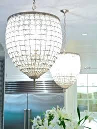 crystal beaded chandelier rissa