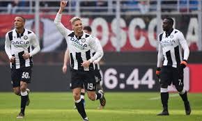 Udinese, Stryger Larsen: 'Parma forte in casa, ma vogliamo i ...