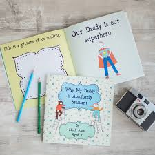 personalised daddy is brilliant children s book