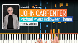Enjoy these halloween midi files selected for you. Michael Myers Halloween Theme Hdpiano