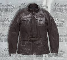 harley davidson women s messenger 3 4 brown leather jacket 98129 17ew