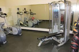 best western new oregon fitness room