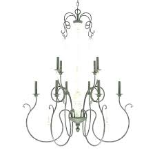 white iron chandeliers french white wrought iron fl chandelier antique white wrought iron chandelier