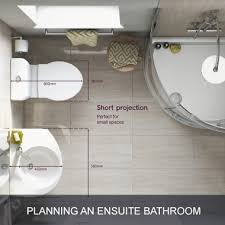 ... Planning an ensuite bathroom