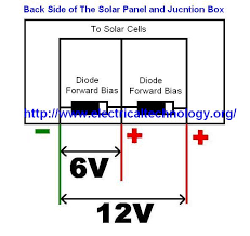 solar cell wiring diagram simple solar power system diagram wiring Wiring Diagram For Solar Panel To Battery solar panels wiring series parallel solar panels in series solar cell wiring diagram how to get Solar Panel Connection Diagram
