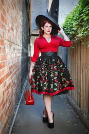 Pin Up Womens Clothing