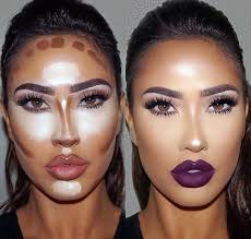 here are three contour makeup tips that would make you look really perfect you would need some good brushes and a good makeup kit that would be of
