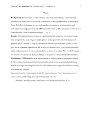 Research Paper Samples Methods Psychology Topics Quantitative Sample
