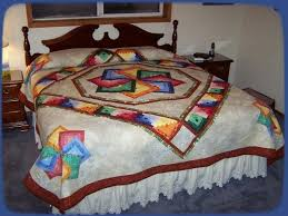 Star Spin Quilt Pattern