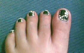 Toe Nail Art Designs For Beginners - FACE MAKEUP IDEAS