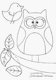 free printable owl pillow pattern - Google Search | OWL PILLOW ... & Owl patterns Adamdwight.com