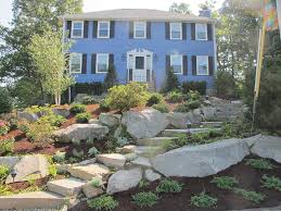 Small Picture Front Yard Hill Landscaping Ideas Landscaping Network