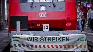 Nun kündigt die gewerkschaft einen streik an. Ich Hasse Deutsche Bahn Streik Home Facebook