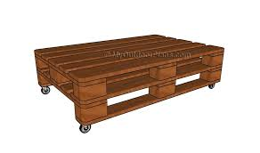 pallet coffee table plans pallet coffee table ideas large