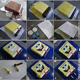 Free Spongebob Cake Ideas 96850 Spongebob Cake Tutorial Sp