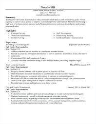 Call Center Skills Resume Sample Resumes For Call Center Jobs Call Delectable Call Center Skills Resume