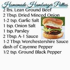 homemade hamburger patties homemade burger patties hamburger patties recipe hamburger seasoning recipe grilled