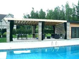 patio mosquito nets for net luxury and innovative netting curtains how to pergola screening throughout remodel