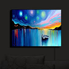 illuminated wall art by dianoche designs art during the day flip a switch  on backlit wall art uk with illuminated wall art by dianoche designs art during the day flip a