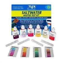 Api Saltwater Master Test Kit Chart Api Saltwater Master Test Kit Review Tropical Fish Site