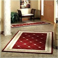 matching rugs and runners area rug runner hall