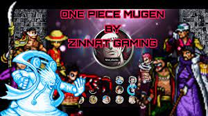 One Piece Mugen 2.0 By Zinnat Gaming - Bleach Vs Naruto Mod Apk  Download(Android 2020) - YouTube