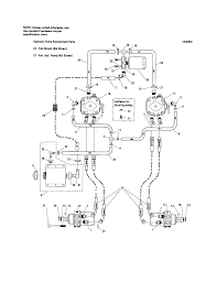 Exelent greenfield ride on mower parts manual crest electrical