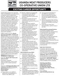 Job Opening For A Deputy Ceo New Vision Jobs Jobs In Uganda