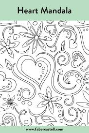 A lot of printable coloring pages can be available on just a couple of clicks on our website. Coloring Pages For Adults Free Printables Faber Castell Usa
