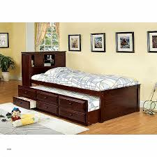 Wood Twin Bed Frame With Drawers Best Of Storage Headboard Kids