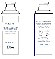 cd diorskin forever flawless perfection fusion wear makeup spf 25