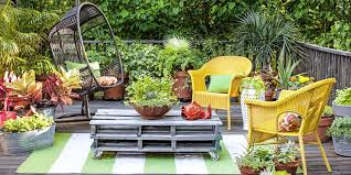 outdoor gardening. Small Yard Ideas, Container Gardening Outdoor Good Housekeeping